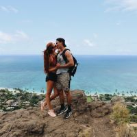 Luau + Pillbox Hike