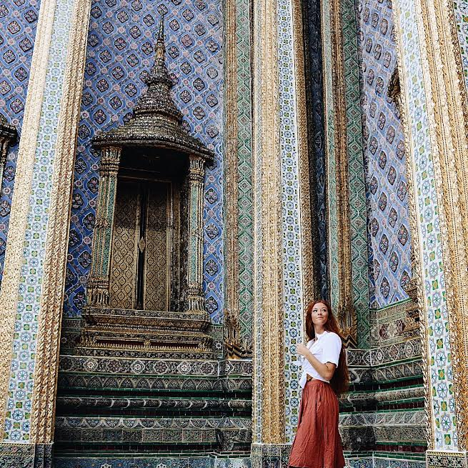The Grand Palace and the Temple of the Emerald Buddha