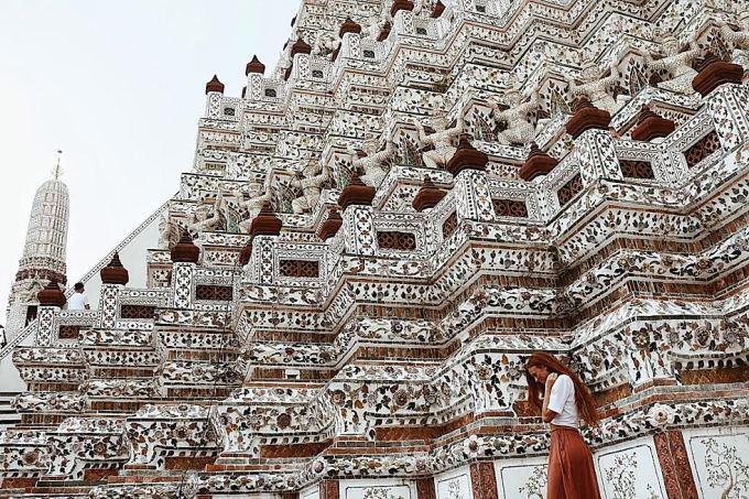Wat Arun Tour